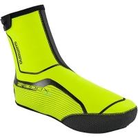 Shimano S1000X H2O wodooporne ochraniacze na buty MTB żółte 0°C - 5°C