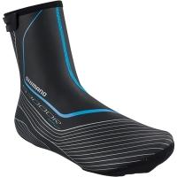 Shimano S3000R NPU ocieplane ochraniacze na buty szosowe czarne -15°C - 5°C