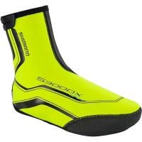 Shimano S3000X NPU ocieplane ochraniacze na buty MTB żółte -15°C - 5°C
