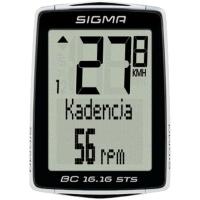 Sigma BC 16.16 STS CAD Licznik rowerowy bezprzewodowy 16 funkcji