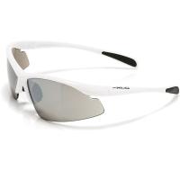 XLC SG C05 Malediven okulary rowerowe z wymiennymi soczewkami białe