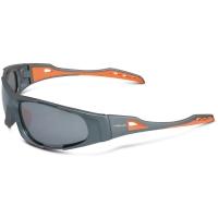 XLC SG C10 Sulawesi okulary rowerowe szaro pomarańczowe