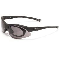 XLC SG F01 Bahamas okulary rowerowe z opcją korekcji czarne