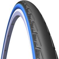 Mitas Syrinx V80 700 x 23C Opona drutowa czarno niebieska