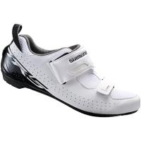 Shimano SH TR500 RR5 Buty Triathlonowe SPD SL white