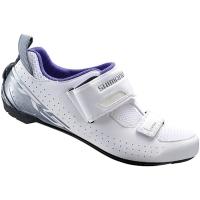 Shimano SH TR500 TR5W Damskie buty Triathlonowe SPD SL white