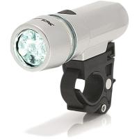 XLC CL F01 Triton 5X lampka rowerowa przednia LED na baterie