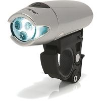 XLC CL F03 Triton 3X lampka rowerowa przednia LED na baterie