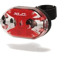 XLC CL R02 Thebe lampka rowerowa tylna LED