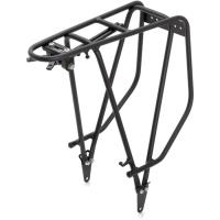 """XLC RP R03 Bagażnik rowerowy tylny 28"""" czarny"""
