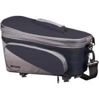 Racktime Talis Plus Torba na bagażnik z adapterem Snapit