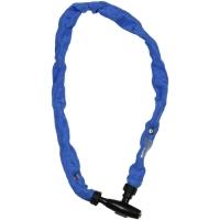 Kryptonite Keeper 465 KC Zapięcie rowerowe linka klucz niebieskie