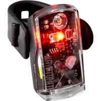 Kryptonite Avenue F50/R 14 Dual Lampka rowerowa przód tył LED USB