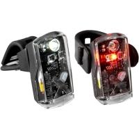 Kryptonite Avenue F50/R 14 Dual Zestaw lampek przód/tył  LED