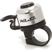 XLC DD M06 Mini dzwonek rowerowy srebrny