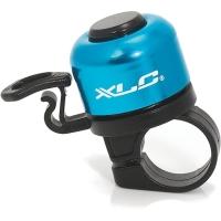 XLC DD M06 Mini dzwonek rowerowy niebieski