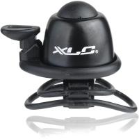 XLC DD M07 dzwonek rowerowy z obejmą opaskową czarny