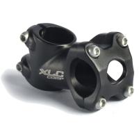 """XLC ST F01 Mostek wspornik kierownicy 1 1/8"""" 31,8mm czarny"""