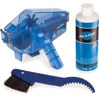 Park Tool CG 2.3 Zestaw do czyszczenia maszynka + czyścik + odtłuszczacz