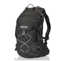 XLC BA S48 Plecak rowerowy szaro biały 18l