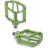 XLC PD M14 Pedały platformowe BMX /Freeride zielone