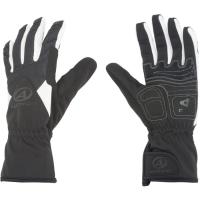 Author Windster X5 Zimowe rękawiczki rowerowe z membraną czarno białe