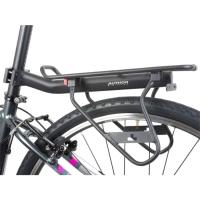 Author ACR 190 Carry More Bagażnik rowerowy na sztycę siodełka