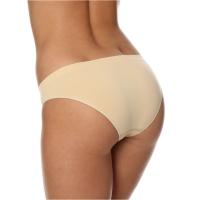 Brubeck Bikini Comfort Cotton Majtki damskie beżowe