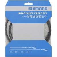 Shimano Zestaw linek i pancerzy przerzutki szosa Sil-Tec OT-SP41 czarny