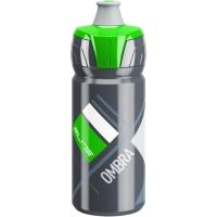 Elite Ombra Bidon szary zielona grafika 550ml