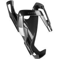 Elite Vico Carbon Koszyk na bidon czarno biały