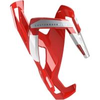 Elite Custom Race Plus Koszyk na bidon czerwono biały