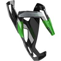 Elite Custom Race Plus Koszyk na bidon czarno zielony
