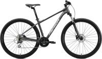 Merida Big.nine 20-MD Rower Hardtail 29 Shimano Acera 3x8 matt black green 2017