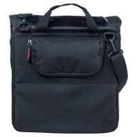 Basil Sport Design Commuter Bag 18L Sakwa rowerowa miejska czarna