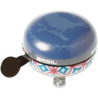 Basil Big Bell Boheme Dzwonek rowerowy 80mm indygo