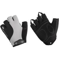 Accent Rider Rękawiczki rowerowe żelowe czarno szare