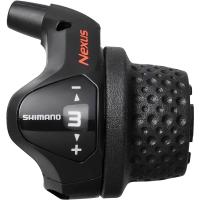 Shimano SL 3S41 Nexus Manetka dźwignia przerzutki 3 biegowa prawa czarna