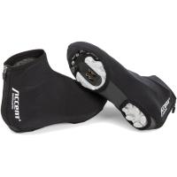 Accent Aero Ochraniacze Lycra na buty rowerowe czarne