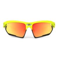 Rudy Project Okularysportowe Fotonyk Yellow Fluo Gloss - RP Optics Multilaser Orange