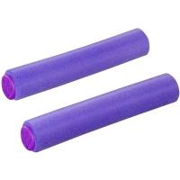 Supacaz Siliconez SL Chwyty rączki kierownicy purpurowe