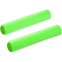 Supacaz Siliconez XL Chwyty rączki kierownicy zielone
