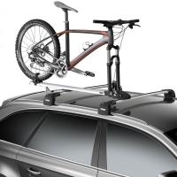 Thule ThruRide 565 Bagażnik uchwyt rowerowy na dach za widelec na sztywną oś