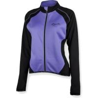 Rogelli Bice Bluza rowerowa damska czarno fioletowa