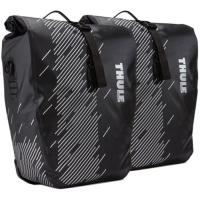 Thule Shield Pannier Large Sakwy rowerowe czarne 24L