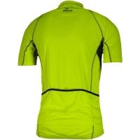 Rogelli Perugia Koszulka rowerowa żółta