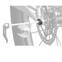Thule Adapter osi do montażu przyczepki rowerowej