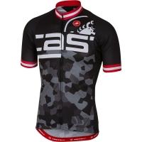 Castelli Attacco Koszulka rowerowa czarna