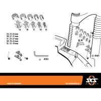 SKS Zestaw montażowy do błotnika Shockboard/Shockblade
