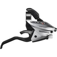 Shimano ST EF510 Altus Klamkomanetka 7 rz. prawa srebrna